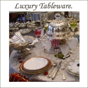 Tableware, by Cassiop�e, located at Paris  le Marais,